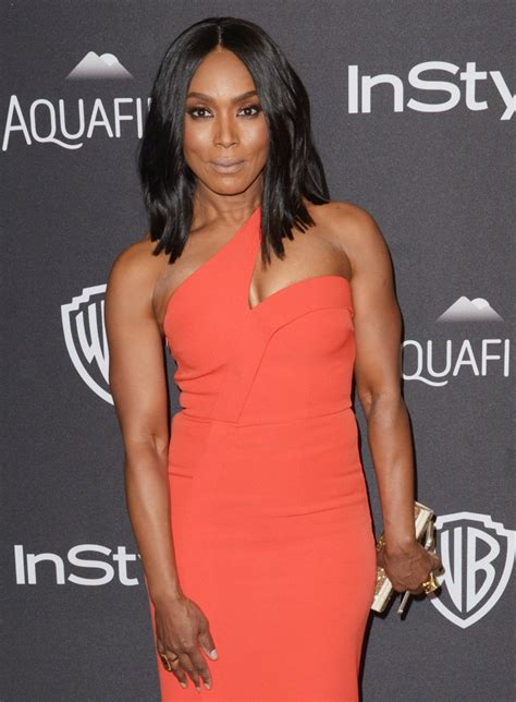 Bros Angela angela bassett picture 102 instyle and warner bros 73rd