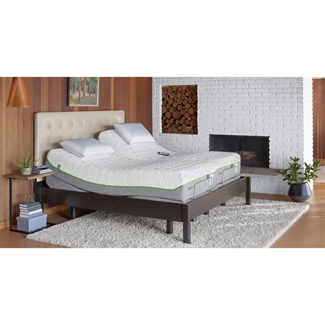 tempur bed tempur pedic adjustable bed tempur ergo 174 premier