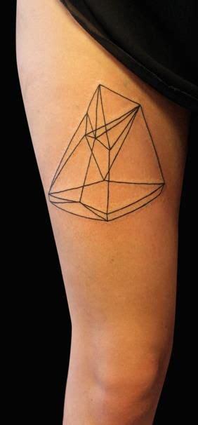 geometric tattoo michigan 78 images about origami tattoos geometrics on