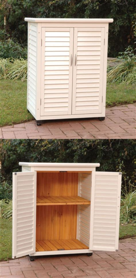 small outdoor storage closet weatherproof outside storage cabinets for your garden shoe