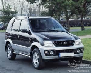 Daihatsu 4wd Daihatsu Terios 13 4wd Motoburg