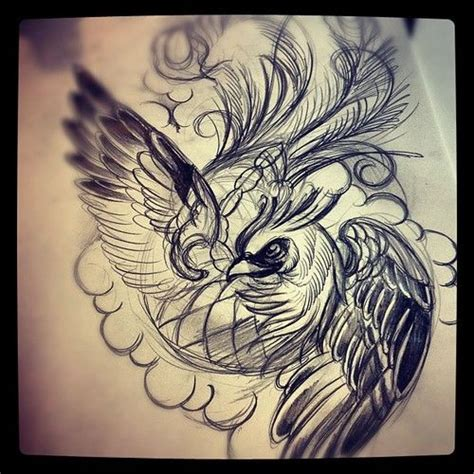 phoenix tattoo designs tumblr 17 best ideas about japanese phoenix tattoo on pinterest