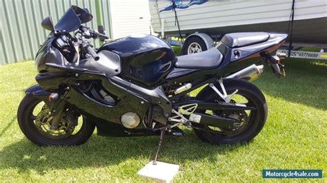 2002 honda cbr600 honda cbr600 for sale in australia