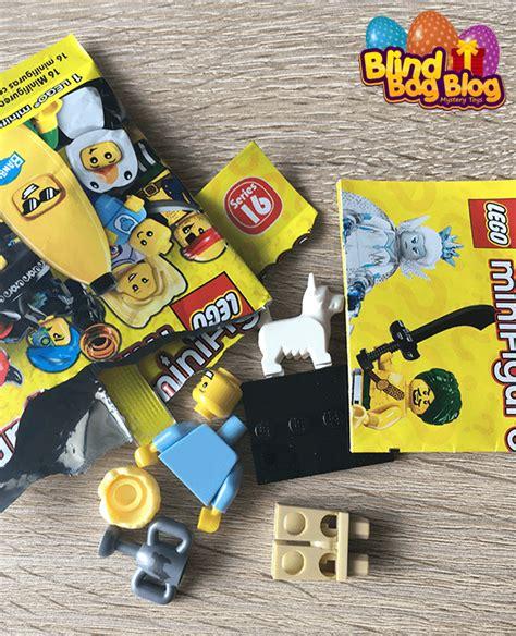 Lego Minifigure Series 16 Mf16 12 Show Winner Sealed daily blind bag lego minifigures series 16 blind bag