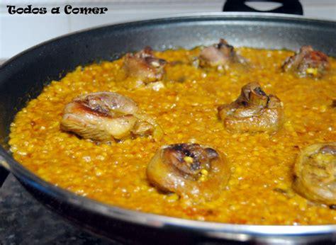 recetas de cocina de pato receta arroz de pato
