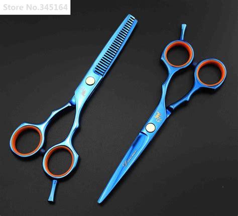 3pc Barber Scissors Set Perlengkapan Potong Rambut Gunting Shaggy high quality grosir rambut salon logo dari china rambut