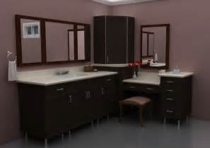 Makeup Vanity Dimensions Bathroom Makeup Vanity Dimensions 16 With Bathroom Makeup
