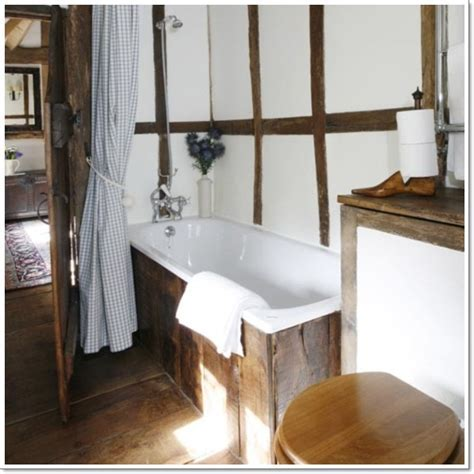 35  Exceptional Rustic Bathroom Designs Filled With
