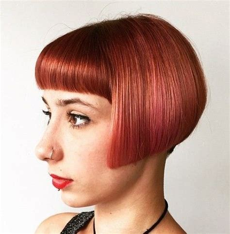 short bob haircut above the ear 50 amazing blunt bob hairstyles you d love to try bob