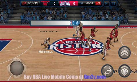 nba live 10 apk gm2v new