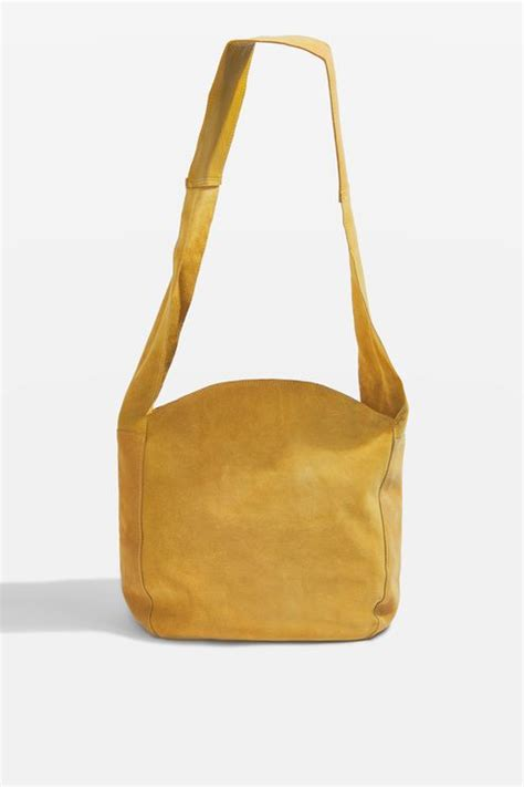 Leather Slouchy Satchel From Topshop by Susie Leather Slouch Mini Hobo Bag Topshop