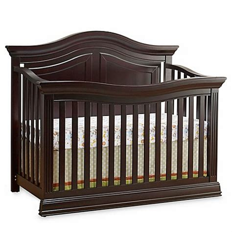 Cribs Buy Buy Baby Sorelle Providence 4 In 1 Convertible Crib In Espresso Buybuy Baby