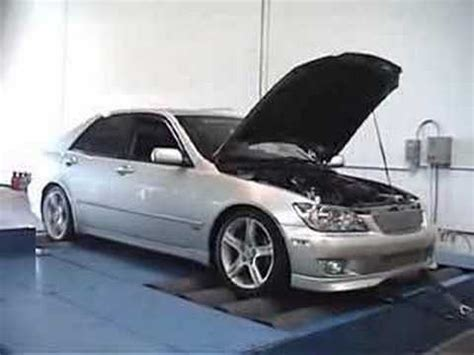 lexus is 300 turbo lexus is300 turbo dyno 2jz na t