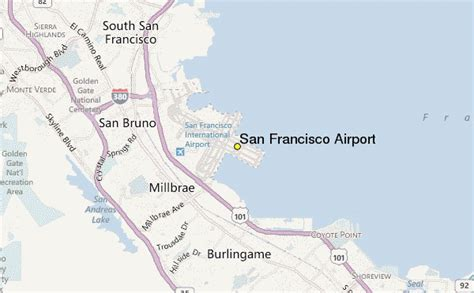 san francisco radar map san francisco airport weather station record historical
