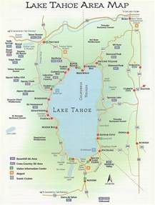 lake maps maps lake tahoe maps