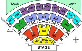 Molson Amphitheatre Floor Plan by Google Images