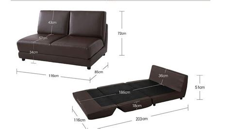 sofa cum bed dimensions sofa bed ekl 188 china office furniture china office desk