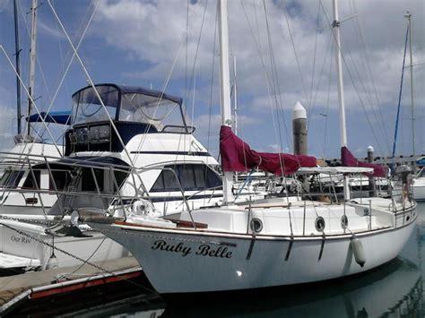 gumtree australia catamaran 36ft roberts henry morgan ketch near new sail boats