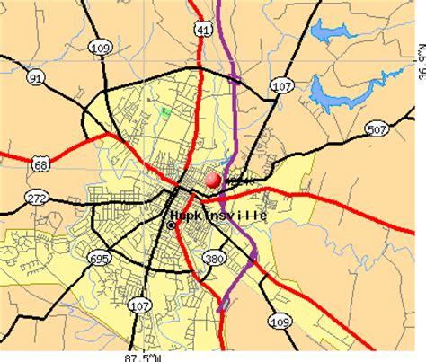 kentucky map hopkinsville 42240 zip code hopkinsville kentucky profile homes