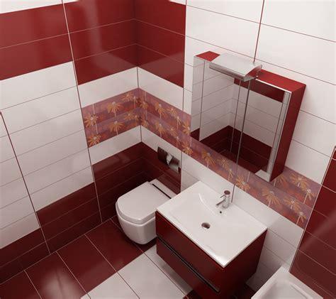 Badezimmer Fliesen Rot by Rot Im Badezimmer 21 Ideen Mit Intensiven Rottonen Gt Gt 24