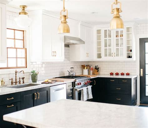 black and white cabinets black and white cabinets with white carrara marble