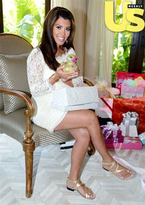 Kourtney Baby Shower by Spectacular Swag Inside Kourtney S Baby