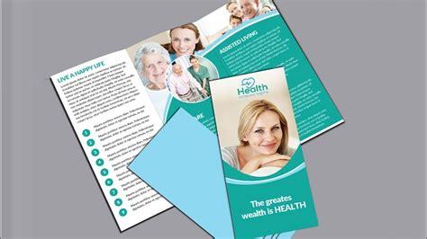 flyer design illustrator tutorial creative brochure design trifold brochure design