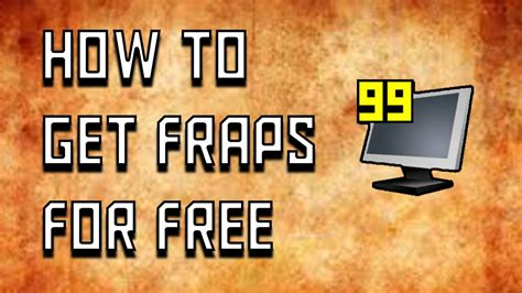 fraps full version no virus how to get fraps for free full version working 2015