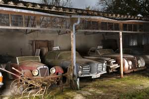 18 million cars in barn business insider