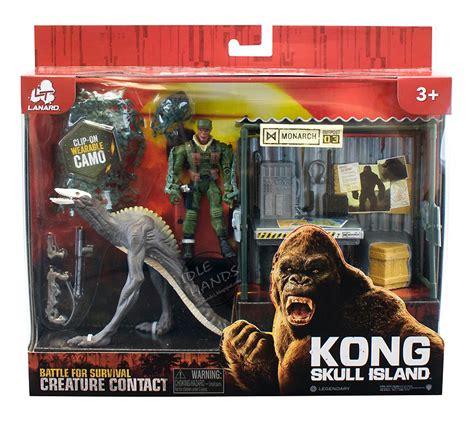 T Shirt Best Kong Skull Island Terbaru kong skull island toys provide new look at the skull crawlers