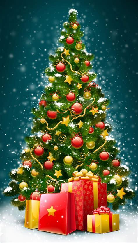 christmas tree lock screen 1080x1920 samsung galaxy note 3
