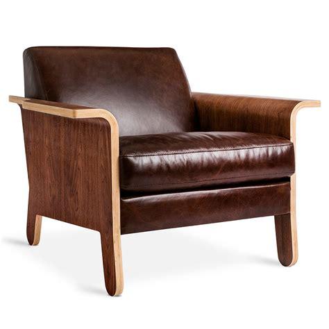 brown leather armchair argos gus modern lodge chestnut brown leather chair eurway
