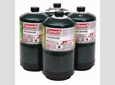 Coleman 1 lb Disposable Propane Cylinders - 4 Pk by ... Goose Hunting Rifle