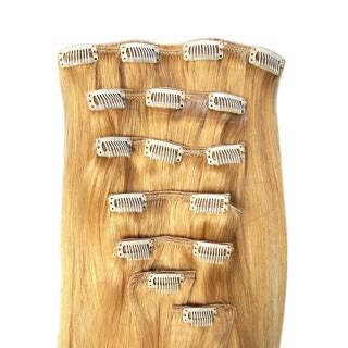 Hair Clip 60 Cm 100 Asli clip in hair extention haarverl 228 ngerung 100 human hair