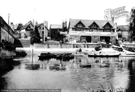 boat house wallingford photo of wallingford the bridge boat house 1899