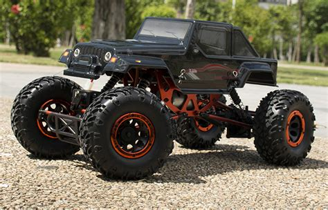 Jeep Of Road 4x4 Remot Scale 18 hsp 1 10 4wd four wheel steering system road rtr electric remote truck jeep 4x4 rc car