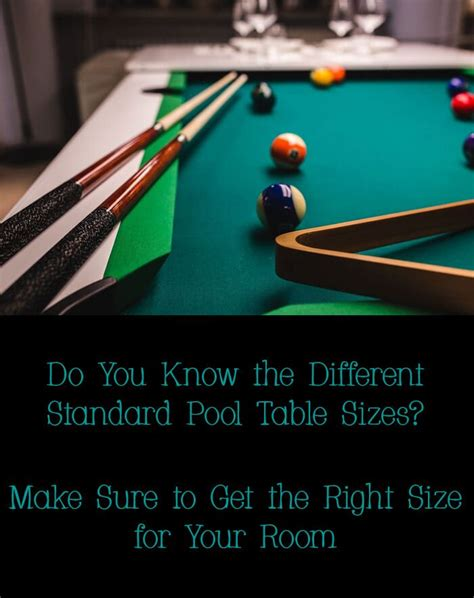 standard pool table size best 25 standard pool table size ideas only on