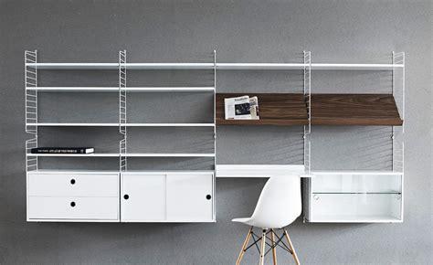Ikea Furniture Online by String Arbetsskiva Hyllsystem String L 228 Nna M 246 Bler