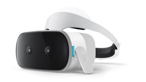 Vr Lenovo Google S And Lenovo S Mirage Vr Headset Unveiled At Ces Variety