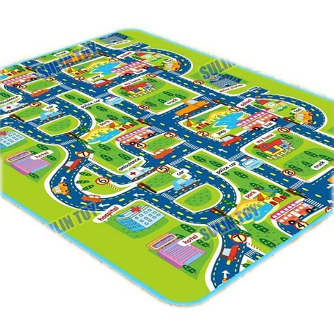 Play Rug For by Baby Play Mat City Mat Children Carpet Toys