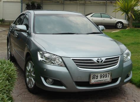 What Type Of Does A 2007 Toyota Camry Use File 2007 Toyota Camry Acv40r Jeagkt 2 4 V 02 Jpg