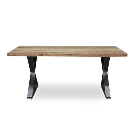 M S Dining Tables Condor Reclaimed Dining Table 2 4m Rustic Interior Secrets
