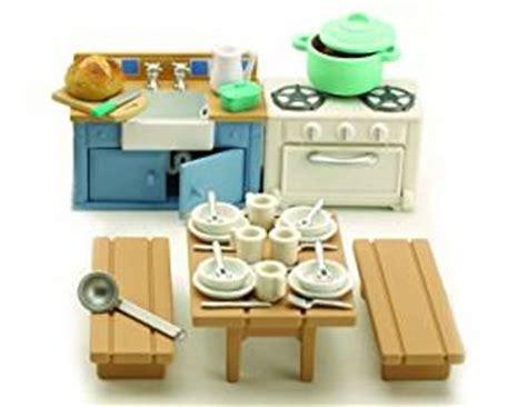 cuisine sylvanian sylvanian families meubles de cuisine rustique rustic