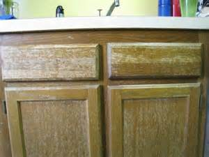 how to restain bathroom cabinets kitchen restaining kitchen cabinets picture 003