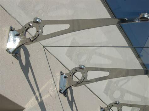 tettoie in acciaio inox pensiline acciaio inox pergole e tettoie da giardino