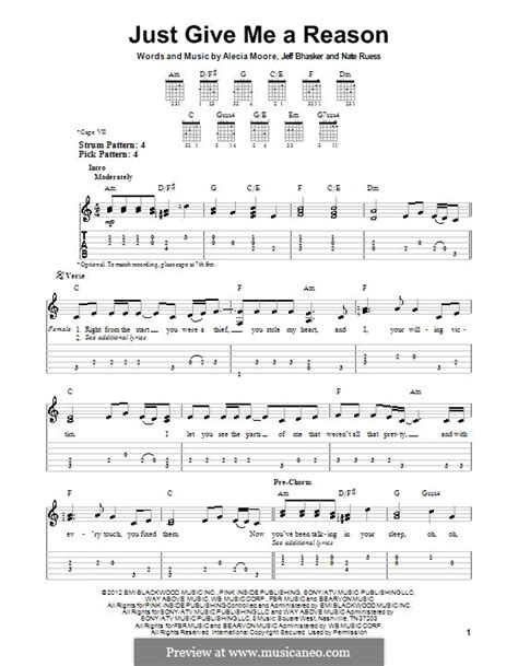 pink just give me a reason tutorial how to play on pink just give me a reason piano sheet music free easy