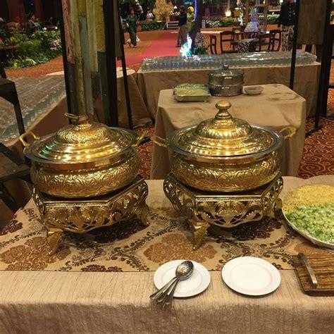 Pemanas Makanan chaffing dish pemanas makanan adhistana logam