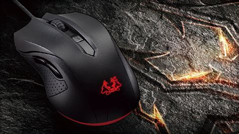 Mouse Asus Cerberus unboxing asus cerberus mouse gaming