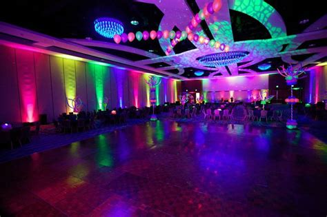 quinceanera neon themes neon party google search neon party pinterest neon