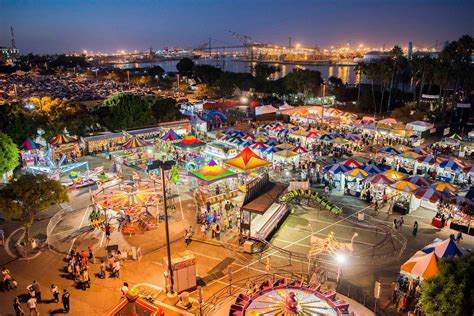 festival california the port of los angeles lobster festival and weekend